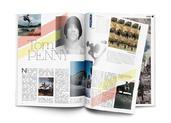 mise en page magazine | dany vin