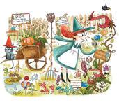 Le jardin de la sorcière | jess pauwels