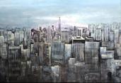 un hiver à New York | Claudie PETRISSANS