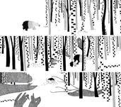 A l'ombre des arbres | Rebecca GALERA