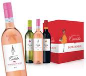Gamme Vins de Bordeaux | Mlle A.