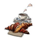 Illustration culinaire | Caroline Ayrault