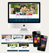 Site Internet et mobile Domaine des Ormes | SIMON PERON