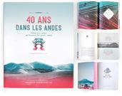 Catalogue de l'exposition 40 ans dans les Andes (Musée Champollion) • 2014 | Atelier JamJam