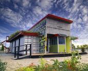 Espace Sedna-Cascade Rebut Global | Vincent Vandenbrouck