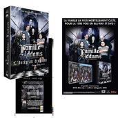 Coffret Addams Familly | Laetitia Henry
