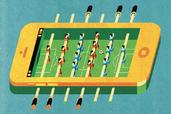 World Cup to Kick U.S. Device Use Into High Gear | Kotryna Zukauskaite