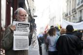 Manifestation contre les réformes des ZEP | Victoria Viennet