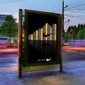 Affiche Nike | Geoffroy Massignac