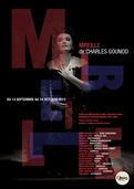 Affiche Opéra National de Paris | Léa Taillefert