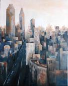 Manhattan | Claudie PETRISSANS