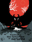 Affiche festival fantastique | cyril nguyen dinh