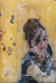 La femme à la perle et à la blouse - Pascale Eisenman | Jonathan Hindson