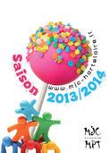 Programme saison 2013/2014 | nathalie cailleux