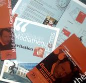 Médiathèque DZ | nathalie cailleux