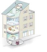 La maison idéale | éric Bertin