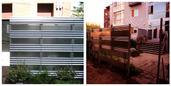 Clôture en acier galvanisé | Etienne Jongen
