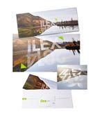 ILEX / PAYSAGES ET URBANISME > carte de vœux 2014 | THÉODORA ALLIGIER
