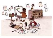 Atelier de dessin | Catherine Lamontagne-Drolet