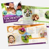 Catalogue vacances enfants Région Rhône-Alpes CCAS et CMCAS | Noële Clément