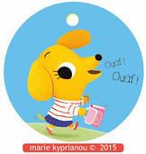 ouaf ouaf / woof woof | marie kyprianou