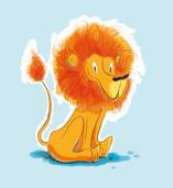 Un lion | Ewen Blain