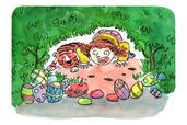 Joyeuses Pâques | alice Morentorn