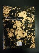 Quatrième de couverture du livre d'artiste sur Arman | Nabil Amara