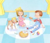 Histoires de la galette des Rois | Axelle Vanhoof