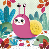 Petit Escargot - Symbiosis • Artbook | Sonia Baretti