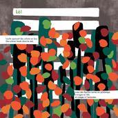 Le voyage de Loulie - Les arbres | Sarah Duvignau