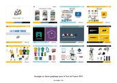 Charte graphique Tour de France 2015 | Lise Fainsilber