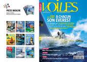 Presse magazine // Voiles et Voiliers | Fabienne Ploquin