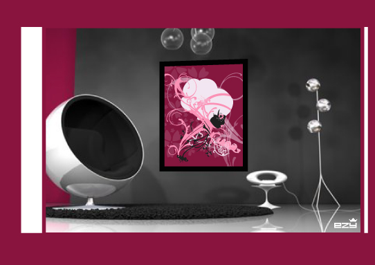 tableau_design_rose_lili_bossa.jpg