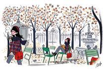Autumn in Paris | Magalie Foutrier