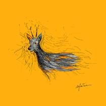 chevreuil | Eglantine Ducornet