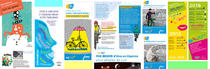 Marque-page, livrets, affiches... | karine guelpa bonaro