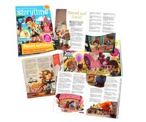 storytime magazine.png | Illustrations Betowers