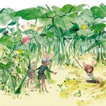 Dans ton jardin | Jean Bossard