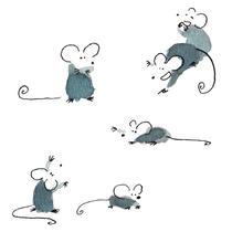 Les souris | julia weber
