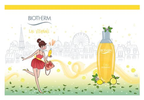 Biotherm | Magalie Foutrier