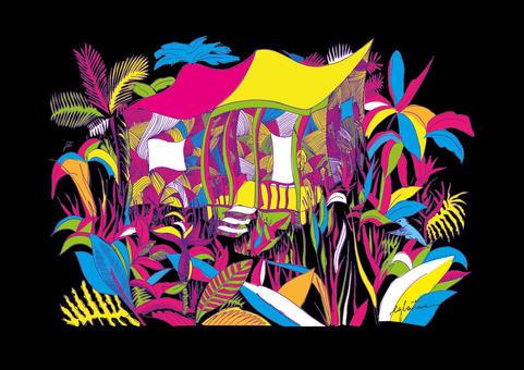 Jungle | Eglantine Ducornet