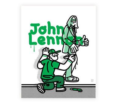 JOHN LENNON | DUME Illustration