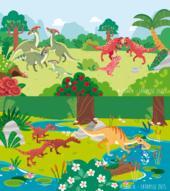 Dinosaures | Cristina Shiilia