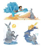 kangourou story | Cristina Shiilia