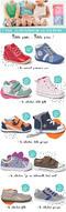 Démo chaussures bébé et enfant | Nathalie Fabre