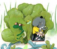 histoire éléphant dans le potager2.jpg | céline chevrel