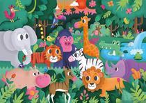 La jungle | Jacques BARDOUX