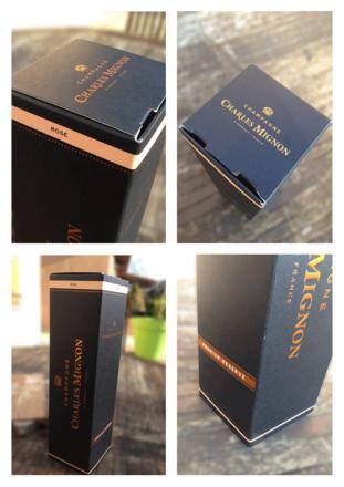 Champagne Charles Mignon | Cléo BIRON