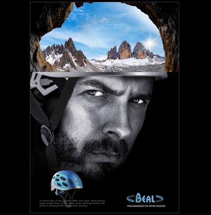BEAL - Fabricant d'équipements de montagne | Eric Gueffier